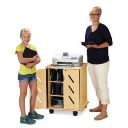 Wholesale JontI-Craft Laptop And Tablet Storage Cart