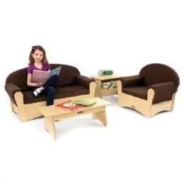 JontI-Craft Komfy Sofa 2 Piece Set - Seating