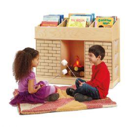 Wholesale JontI-Craft Storybook Fireplace