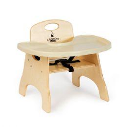 "JontI-Craft High Chairries Tray - 9"" Seat Height - Seating"