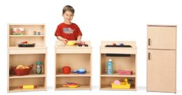 Young Time Play Kitchen 4 Piece Set - Rta - Young Time