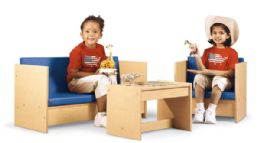 Young Time Living Room Set - 3 Piece - Rta - Young Time