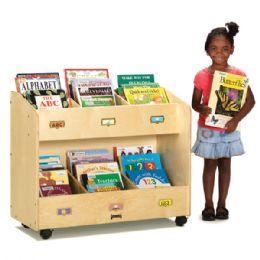 Wholesale JontI-Craft Mobile 6-Section Book Organizer