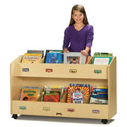 Wholesale JontI-Craft Mobile 8-Section Book Organizer