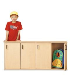 Young Time Stackable Locker With Doors - Young Time