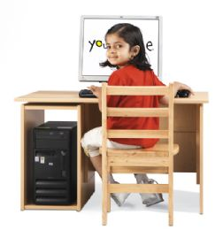 Wholesale Young Time Computer Table
