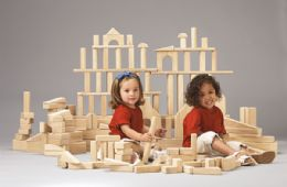Wholesale Young Time Unit Block Set - 170 Pcs