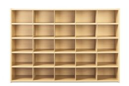 Wholesale Young Time 25 CubbiE-Tray Storage - Without Trays - Rta