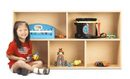 Wholesale Young Time Two Shelf Storage - Rta