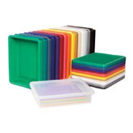 JontI-Craft PapeR-Tray - Green - Art
