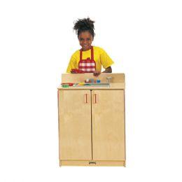 Wholesale JontI-Craft School Age Natural Birch Play Kitchen Sink