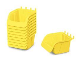 Wholesale JontI-Craft Pegboard Bins - 10 Piece Set