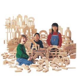 Wholesale JontI-Craft Unit Blocks Set - Small Classroom