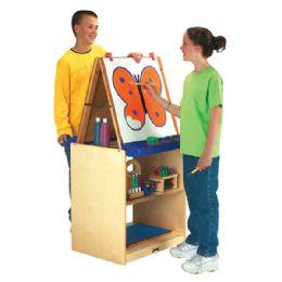 Wholesale JontI-Craft School Age 2 Station Art Center