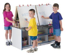 Wholesale Rainbow Accents 4 Station Art Center - Purple