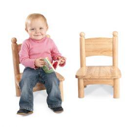"Wholesale JontI-Craft Wooden Chair Pairs - 7"" Seat Height"