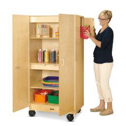 Wholesale JontI-Craft Hideaway Storage Cabinet Mobile