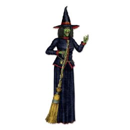 12 Bulk Jointed Witch