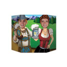 6 Wholesale Oktoberfest Couple Photo Prop