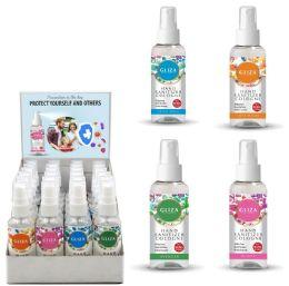 240 Bulk Hand Sanitizer Spray Cologne 2oz 70% Alcohol
