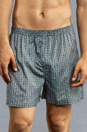 144 Units of Men's Boxer Shorts Size L - Mens Underwear