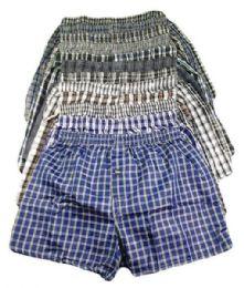 240 Units of Mens Boxer Shorts Size S-xl - Mens Underwear