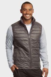12 of Mens Lightweight Puffer Vest Size Medium
