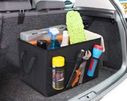 12 Units of Home Basics Foldable Trunk Organizer With Cooler - Travel & Luggage Items