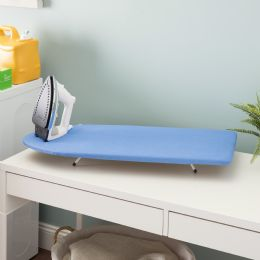 6 Units of Sunbeam Mdf Tabletop Ironing Board - Laundry  Supplies