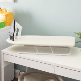 6 Units of Sunbeam Tabletop Ironing Board With Rest And Cover - Laundry  Supplies