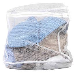 24 Units of Sunbeam Medium Mesh Intimates Wash Bag - Laundry Baskets & Hampers