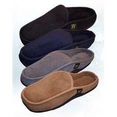 """Wholesale Footwear """"james Fiallo"""" Men's SlidE-In Slippers"""