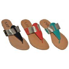 Wholesale Footwear Ladies Fashion Flip Flop