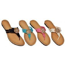 Wholesale Footwear Ladiesfashion Flip Flop