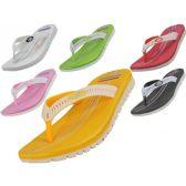 Wholesale Footwear Women's Sport Thong Sandals
