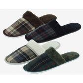 Wholesale Footwear Men's Slippers Assorted Color
