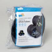 Wholesale Footwear Black Shoe Tubes
