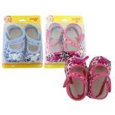 Wholesale Footwear Baby Shoe Butterfly Design