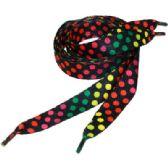 Wholesale Footwear Multi Colored Shoe Laces