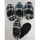 Wholesale Footwear Men's Plaid Bootie