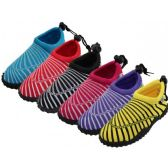 Wholesale Footwear Women's Sea Shell Print Wave Water Shoe