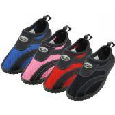 Wholesale Footwear Youth's Wave Aqua Socks