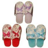 Wholesale Footwear Winter Slipper