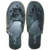 Wholesale Footwear Women's Chinese Slippers (black Color Only)
