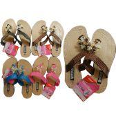 Wholesale Footwear Women's Slipper 4asst Colors