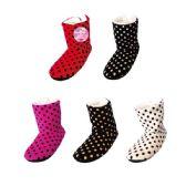 Wholesale Footwear Lady's's Fuzzy Boots