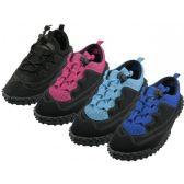 Wholesale Footwear Women's Lace Up Wave Water Shoes