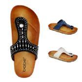 Wholesale Footwear Womens Rhinestone Sandal