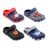 Wholesale Footwear Boys Garden Shoes Cartoons