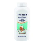 Freshscent 4 Oz. Talc Free Baby Powder